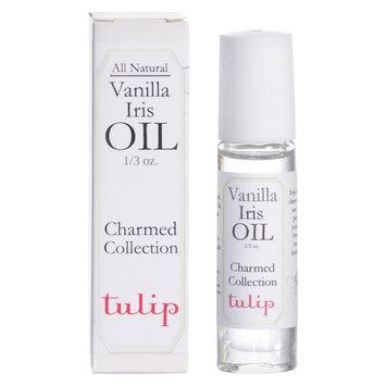 Women's Charmed Vanilla Iris by Tulip Perfume Oil - 0.33 oz