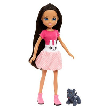 Moxie Girlz Friends Deluxe Doll with Pet - Amberly