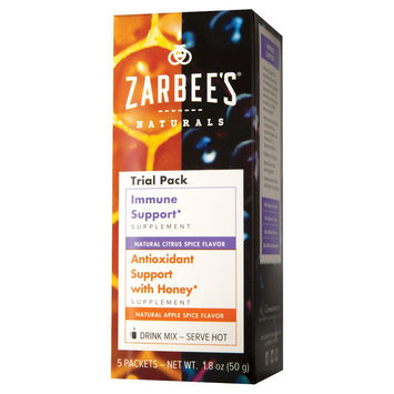 Zarbee's Naturals Immune and Antioxidant Support Trial Pack - 5 Count