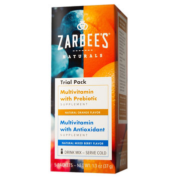 Zarbee's Naturals Prebiotic and Antioxidant Trial Pack - 5 Count
