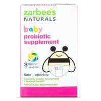 Zarbee's Naturals Probiotic Baby Powder - 20 Count