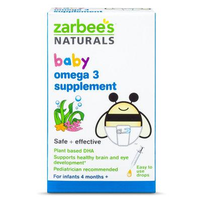 Zarbee's Naturals Omega 3 Baby Drops - 0.5 oz