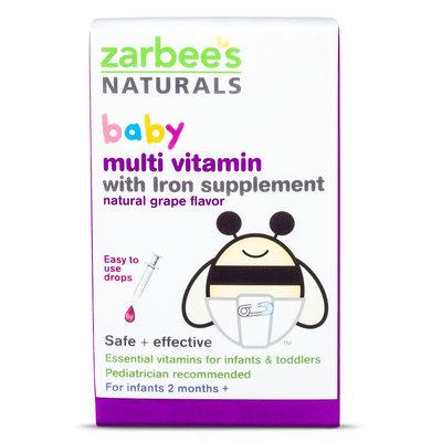 Zarbee S Naturals Multi Vitamin Baby Drops 2 Oz Reviews 2019