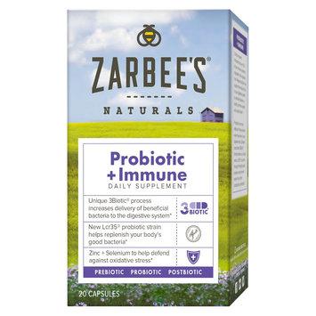 Zarbee's Naturals Probiotic Capsules - 20 Count