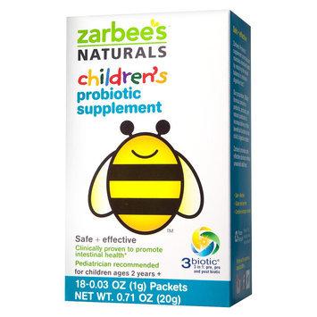 Zarbee's Naturals Children's Probiotic Powder - 18 Count