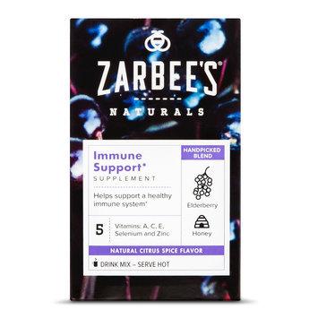 Zarbee's Naturals Citrus Spice Immune Support Powder - 10 Count