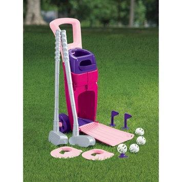 American Plastic Toys Jr Pro Golf Set- Pink
