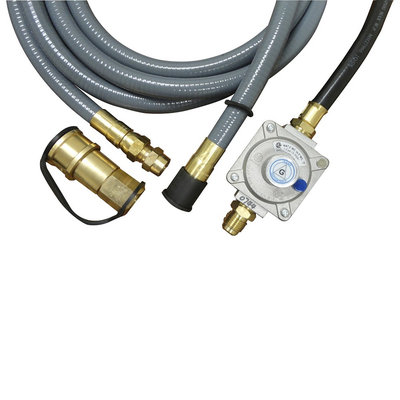 Outdoor Cooking Regulator: KitchenAid Natural Gas Conversion Kit