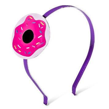Fantasia Accessories Girls' Donut Headband - Purple