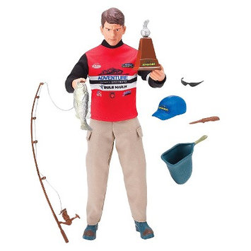 Elite Force Wild Adventure Fisherman Sports Figures