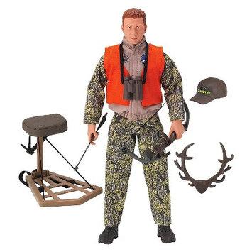 Elite Force Wild Adventure Deer Hunter Sports Figures