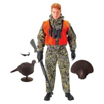 Elite Force Wild Adventure Turkey Hunter Sports Figures