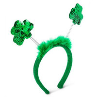 Circo Girls' Clover Head Bopper Headband - Green