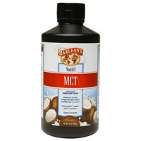 Barlean's Organic Oils MCT Swirl Medium-Chain Triglycerides 5,400mg, Coconut, 16 oz