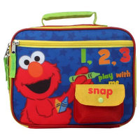 License Sesame Street Elmo Lunch Tote