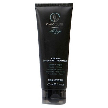Paul Mitchell Awapuhi Wild Ginger Keratin Intensive Treatment - 5.1 oz