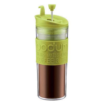 Bodum - Travel Press Coffee Maker (Green) - Home