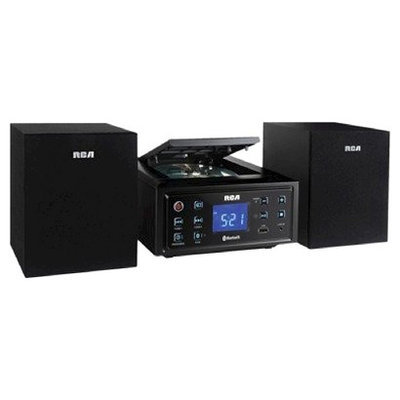 RCA Bluetooth Micro Home Stereo System - Black (RS2929B)