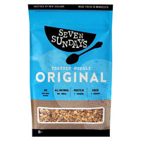 Seven Sundays, Llc Seven Sunday's Muesli Original 12OZ