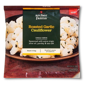 Archer Farms Single Serve Roasted Garlic Cauliflower 3.5 oz