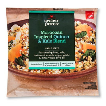 Archer Farms Single Serve Morrocan Quinoa Blend 3.5 oz