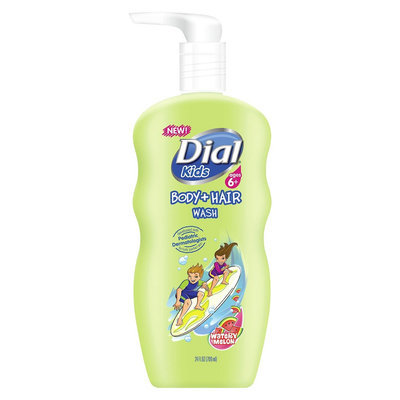 Dial Water Melon Body and Hair Wash for Kids - 24 oz