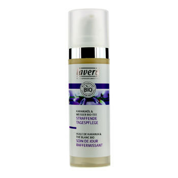 Lavera Faces Firming Day Cream Karanja Oil & Organic White Tea 30ml/1oz