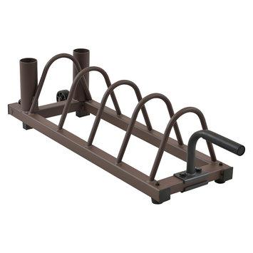 Steelbody Horizontal Plate Rack & Bar Holder