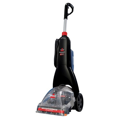 Bissell QuickSteamer Powerbrush Pet Carpet Cleaner