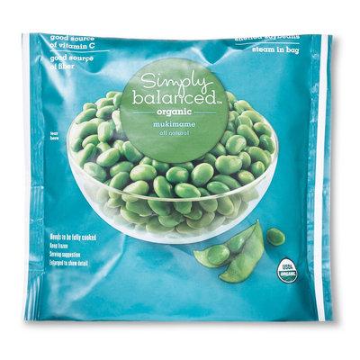 Simply Balanced Organic Shelled Edamame 10oz