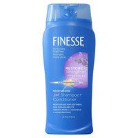 Finesse Lavender 2 in 1 Shampoo & Conditioner - 24 fl oz
