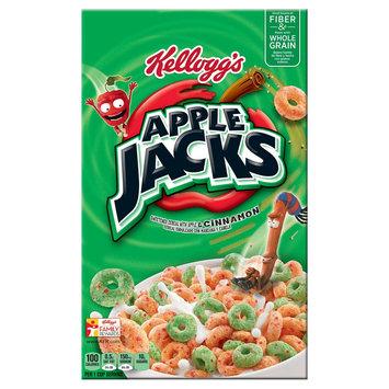 Kellogg's Apple Jacks Cereal 17 oz