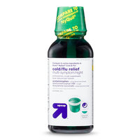 up & up Multi-Symptom Night Cold & Flu Relief Liquid - 12 fl oz