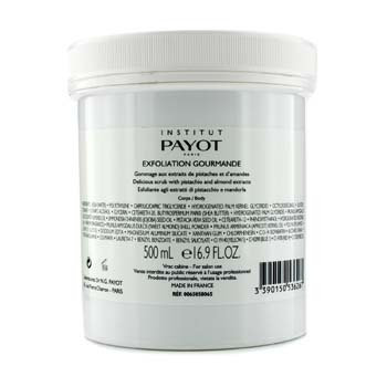 Payot Exfoliation Gourmande Body Delicious Scrub With Pistachio & Almond Extracts (Salon Product) 500ml/16.9oz