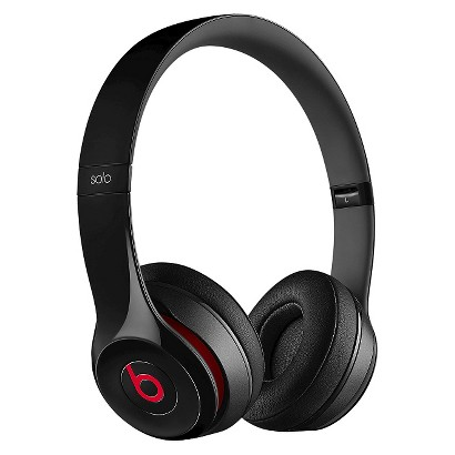 Beats By Dr Dre Beats By Dr. Dre - Beats Solo 2 On-ear Wireless Headphones - Black