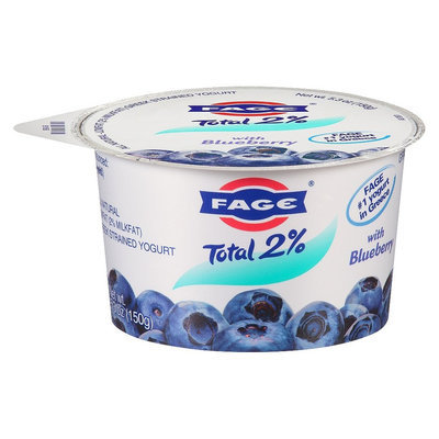 Fage 2% Blueberry Yogurt 5.3 oz