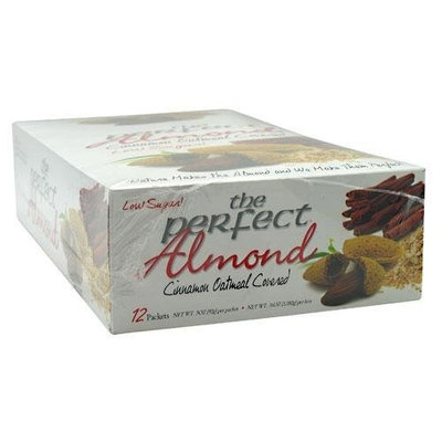 The Pefect Foods Co The Pefect Almond 12-3 oz (90g) pac