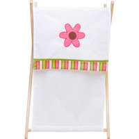 Pam Grace Creations Laundry Hamper, Ladybug Lucy
