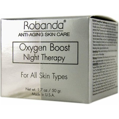 Robanda? Oxygen Boost - Night Therapy For All Skin Types, 60 g