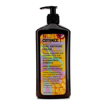 Amika Curl Defining Cream (For Curly Or Wavy Hair) 500ml/16.9oz