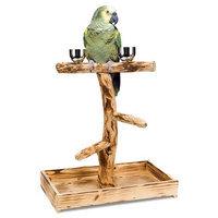 Penn Plax Bird Life Wooden Bird Climber for Large Birds - 15