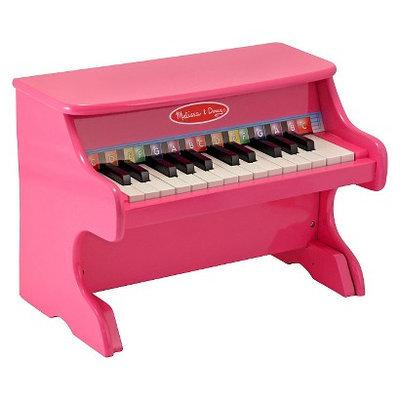 Melissa & Doug Piano - Pink