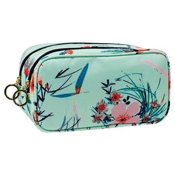 Contents Ladies Who Lunch Two-Zip Clutch