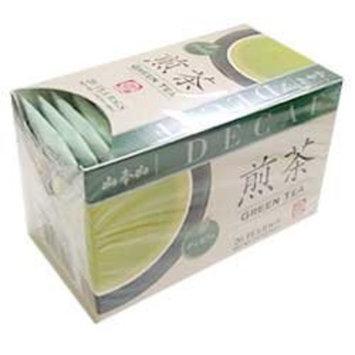 Yamamotoyama YMY Decaf Green Tea 20 Tea Bags