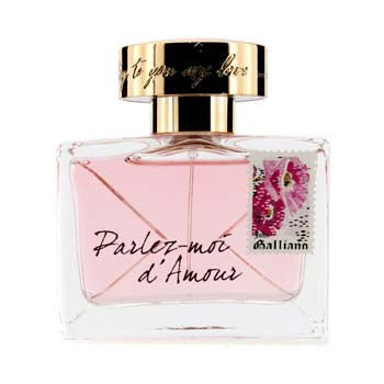John Galliano Parlez Moi d'Amour Eau de Parfum Spray 30ml