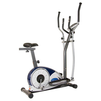 Body Champ Cardio Dual Trainer with Seat
