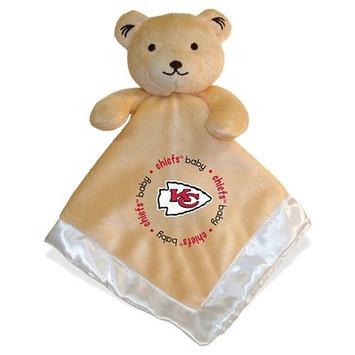 Kansas City Chiefs Baby Fanatic Snuggle Bear Plush Doll
