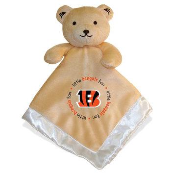 Cincinnati Bengals Baby Fanatic Snuggle Bear Plush Doll