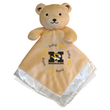 Ncaa Missouri Tigers Baby Fanatic Snuggle Bear Plush Doll
