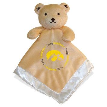 Iowa Hawkeyes Baby Fanatic Snuggle Bear Plush Doll